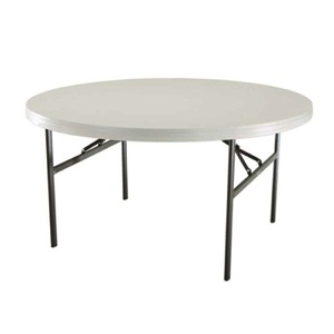 5-ft Round Table Image