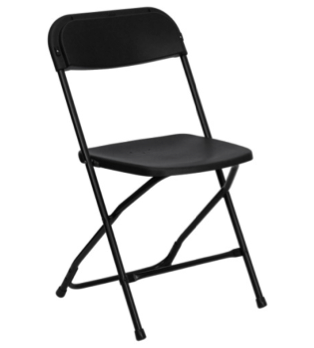 Black Hercules Chair Image
