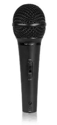 Wired Microphone Image