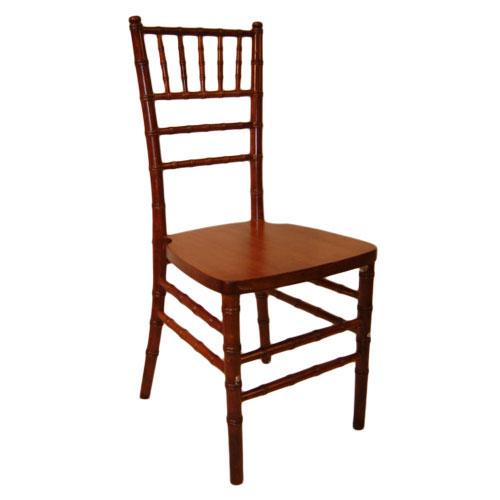 Mahogany Chiavari Chair Image