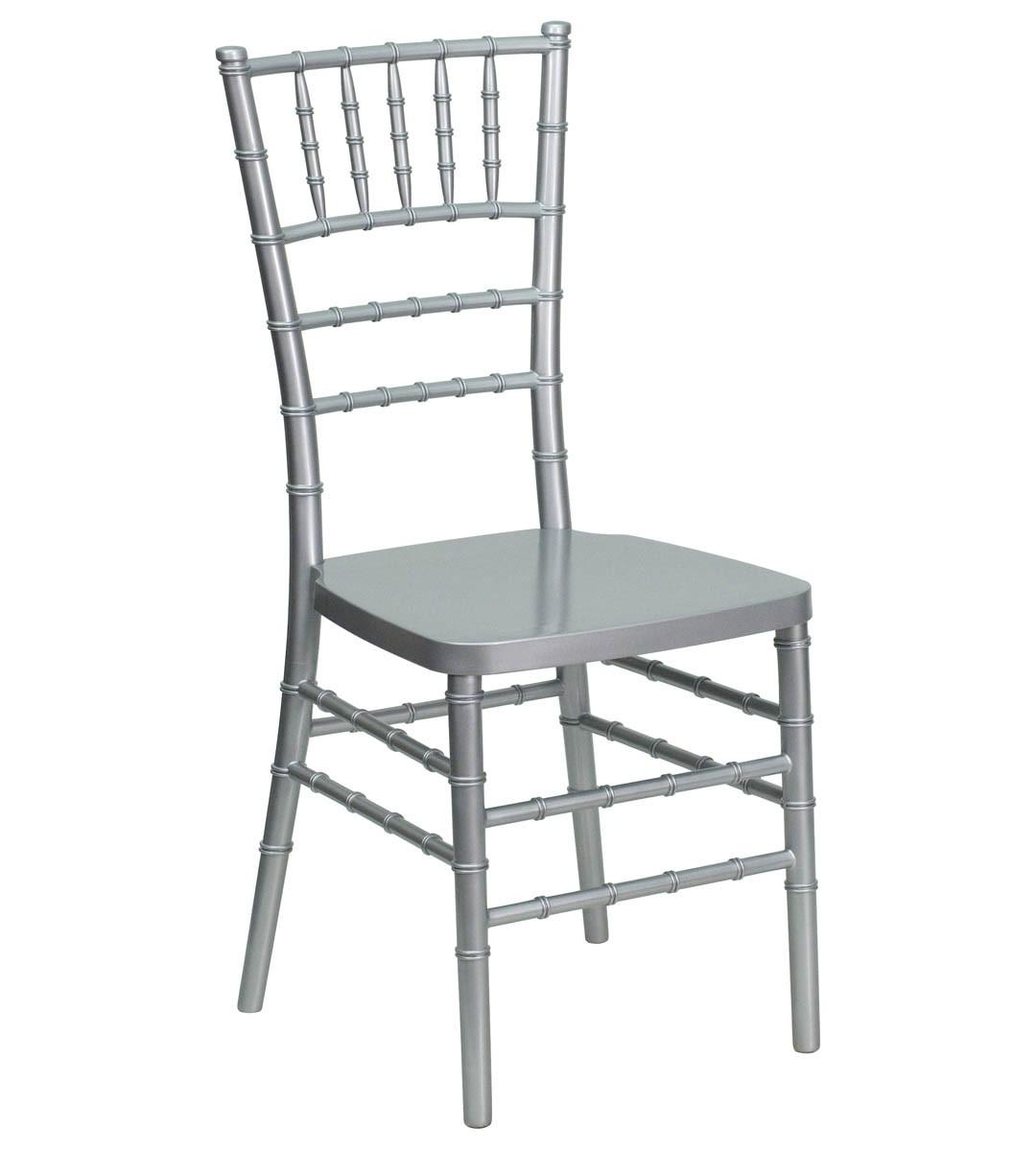 Silver Chiavari Chair Image