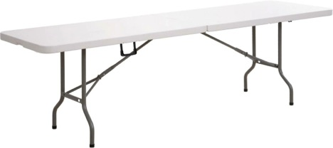 8-ft Banquet Table Image