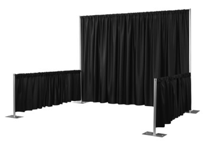Pipe and Drape Image
