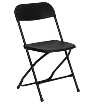 Black Hercules Chair Image