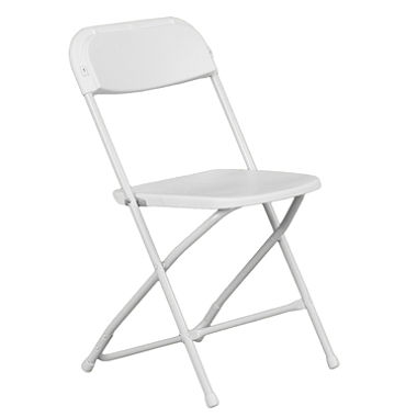 Ordinaire White Hercules Chair Image