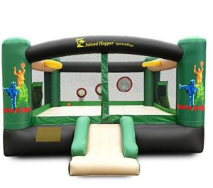 Large Moonbounce