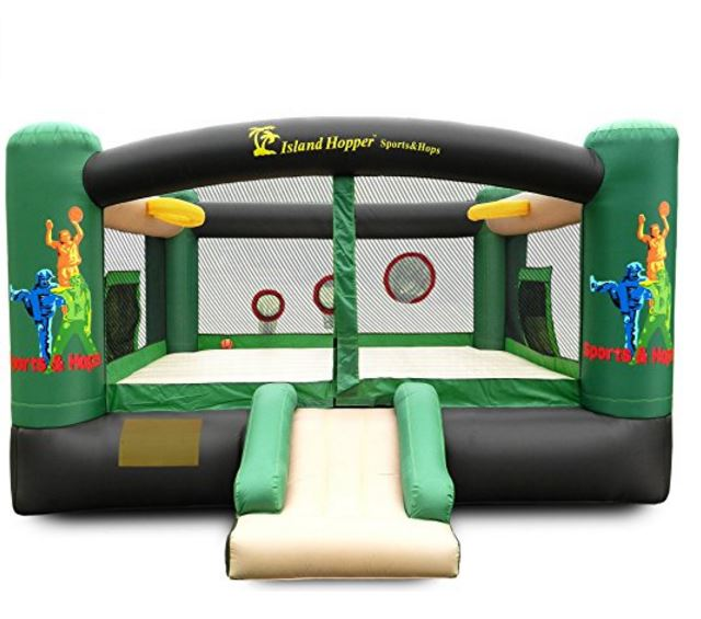 Large Moonbounce Image