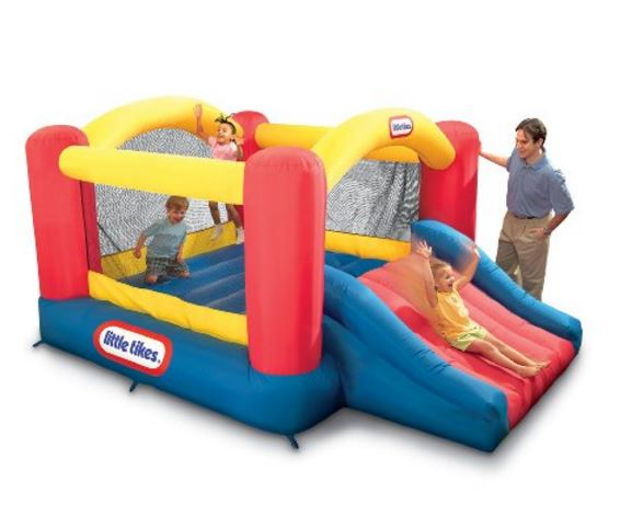 Little Tikes Moonbounce Image