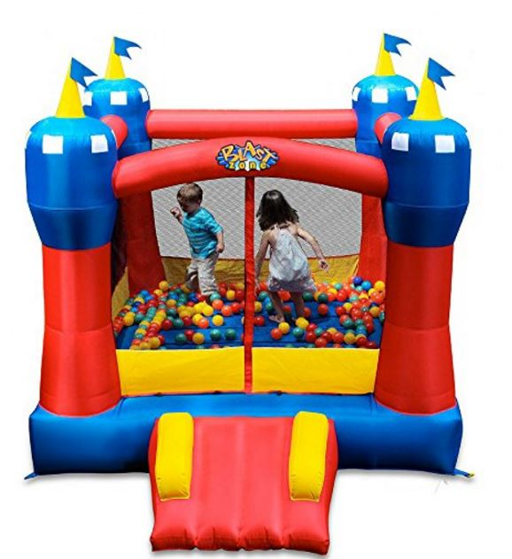 Magic Castle Moonbounce Image