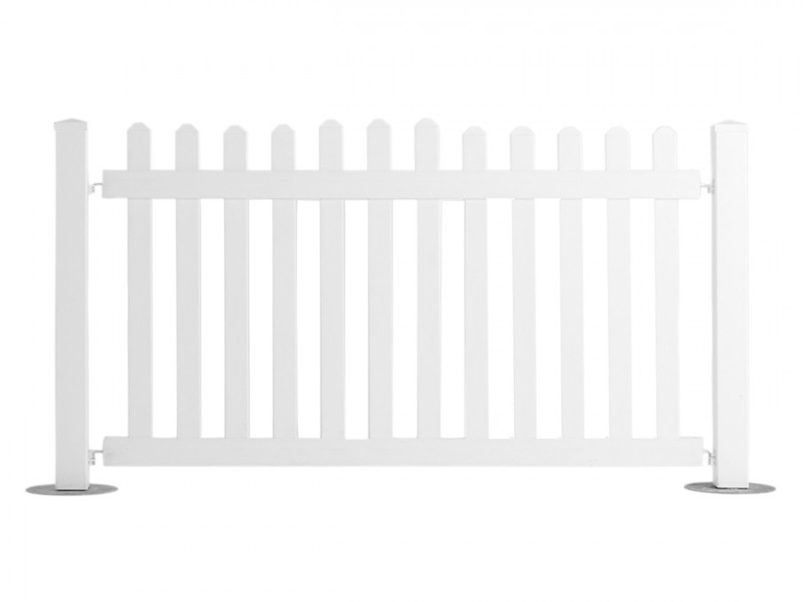 White Picket Fence Image