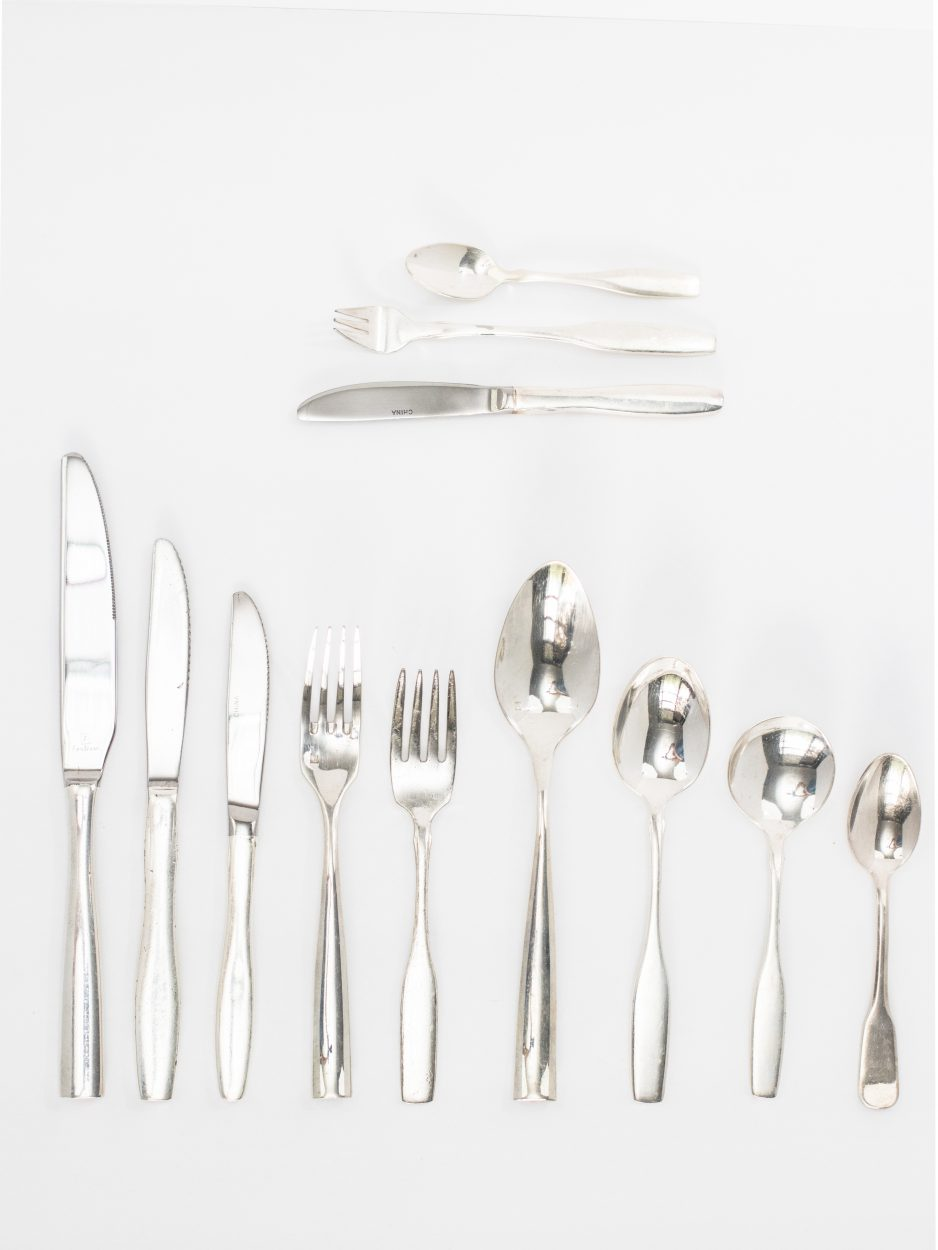 Fleur Stainless Collection Image