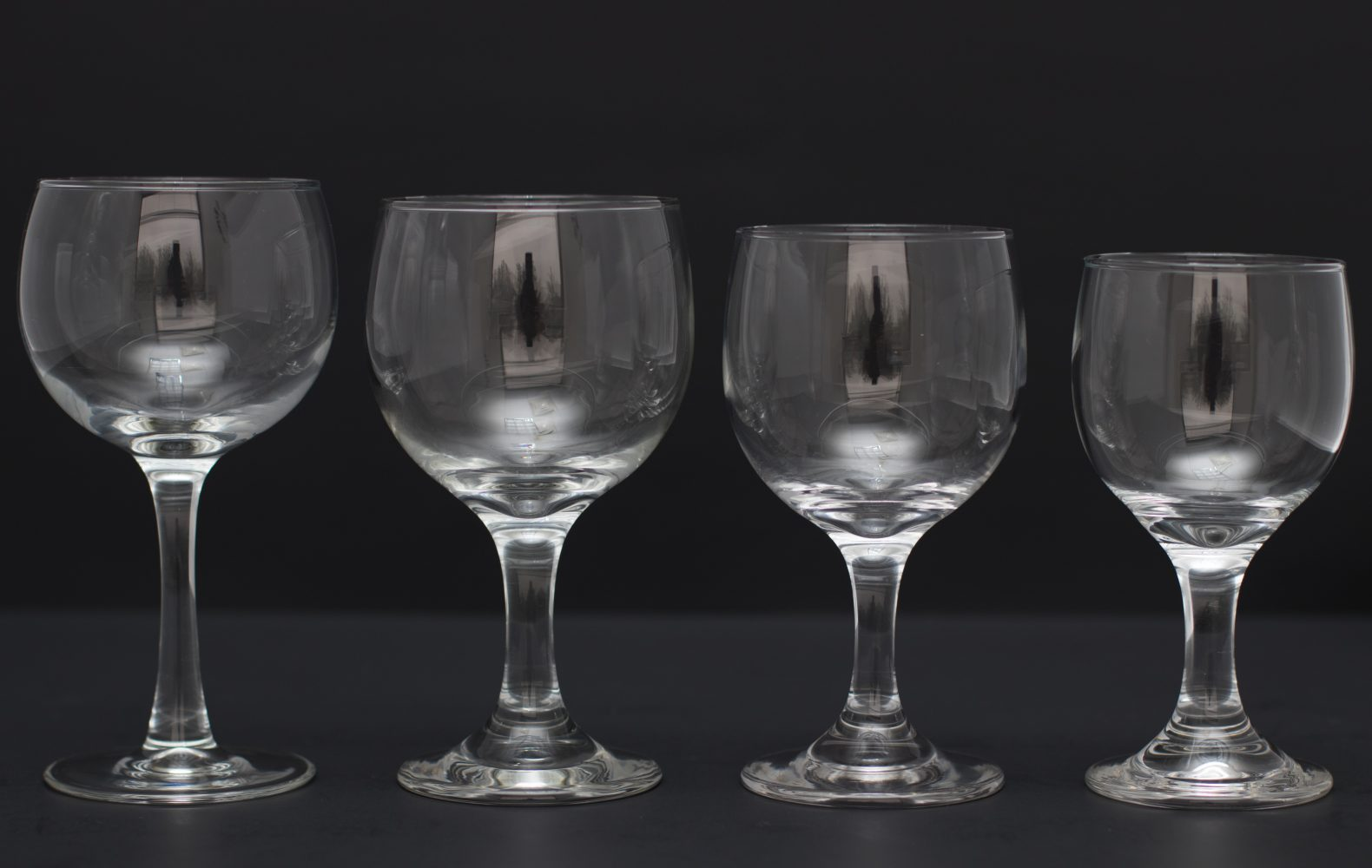 Short Stem Red Wine Collection Image